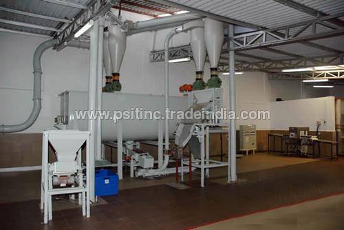 Food Process Machinery