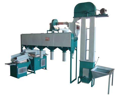 Bajra 800 Kgs Cleaning machine