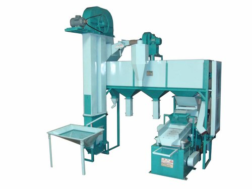 Seed Cleaning Machinery