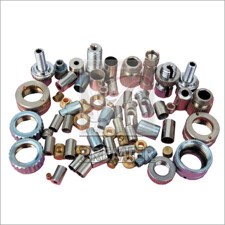 Brass Precision Auto Components