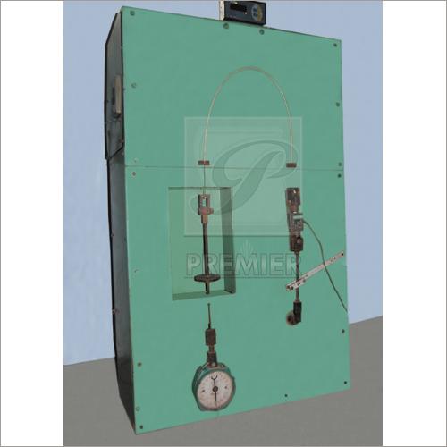 Stroke & Load Efficiency Testing Machine