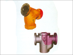 'Y' Type Bucket Strainers
