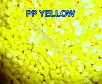PP Yellow Reprocessed Granules