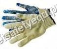 Knitted Seamless Hand Gloves