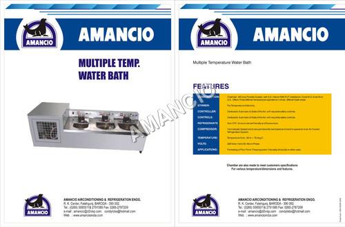 Multiple Temperature Water Bath