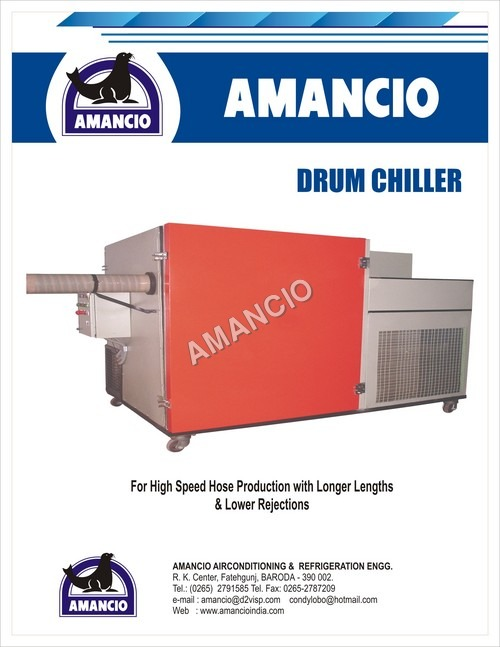Drum Hose Pipe Chiller
