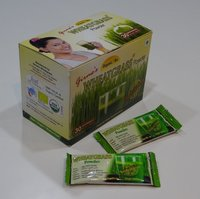 Wheat Grass Powder Sachet