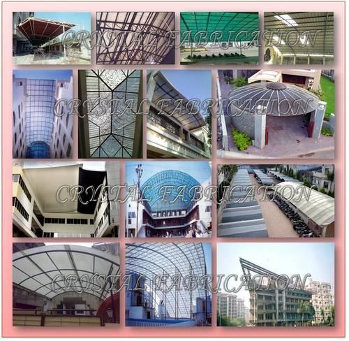 FRP Peb Structure