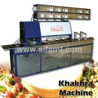 Semi Automatic Khakhra Machine