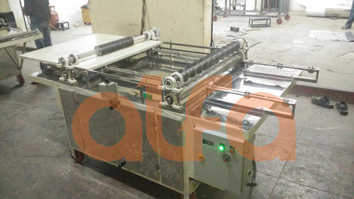 Kaju Katli Cutting Machine