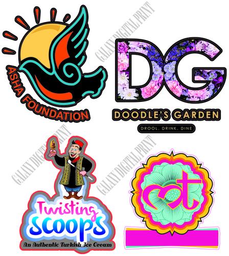 Photo print Transfer Stickers