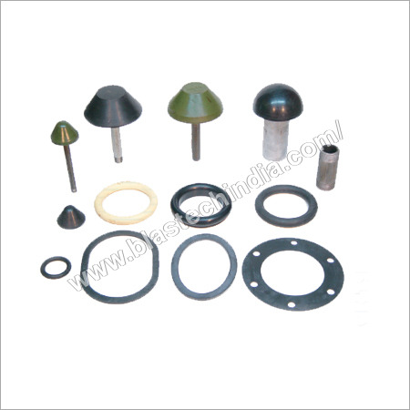 Blasting Fittings & Spares