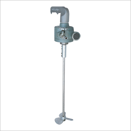 Hand Held Air Powered Quick Mixers