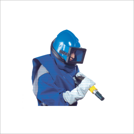 ASTRO Abrasive Blasting Helmet