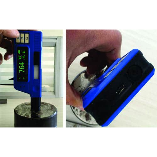 Handy Portable Hardness Tester TH170
