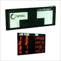 Touchpad System  & Scoreboard