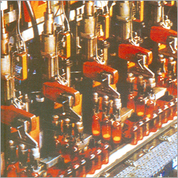 Glass Bottle Making Machines