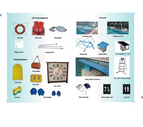 CATALOGUE Of Pool Accessories