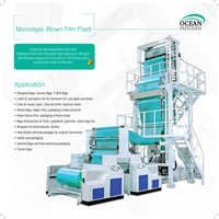 HM HDPE Mono Layer Blown Film Plant