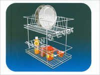 Kitchen Baskets for Modular Kitchen