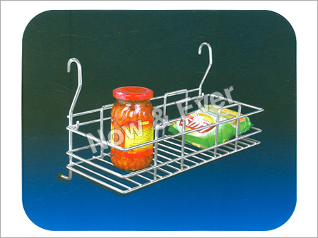 Kitchen Basket Rack