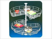 Kitchen Carousel Baskets