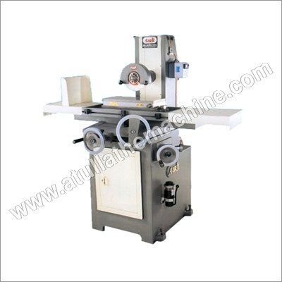 Manual Surface Grinding Machine