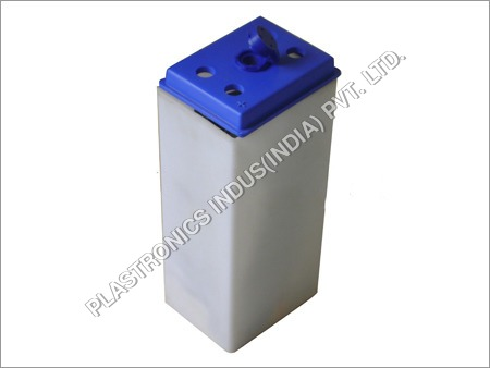 Battery container, Lid & Vent Plugs