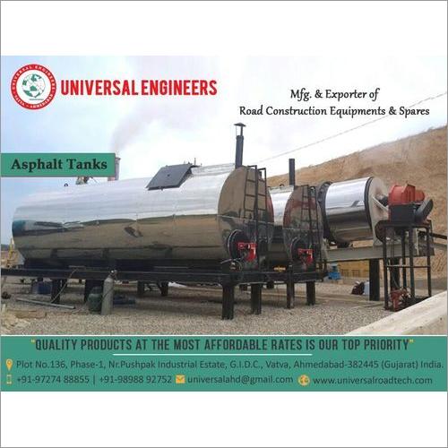 Asphalt Storage Tanks