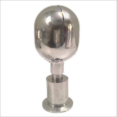 SS Spray Ball Valve