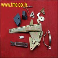 Sheet Metal Clamps