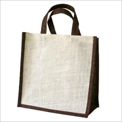 Christmas Jute Gift Bags