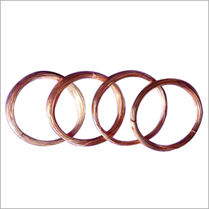 Mild Steel Copper Coated Wire