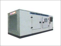 Container Generator Canopies