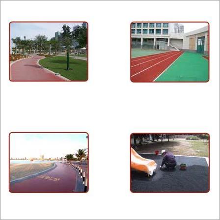 School Sport Court