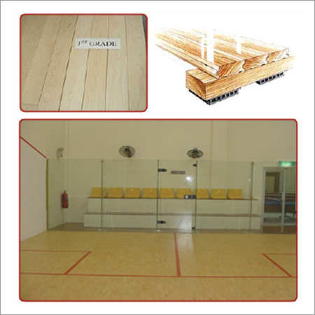 Wooden Sports Floors