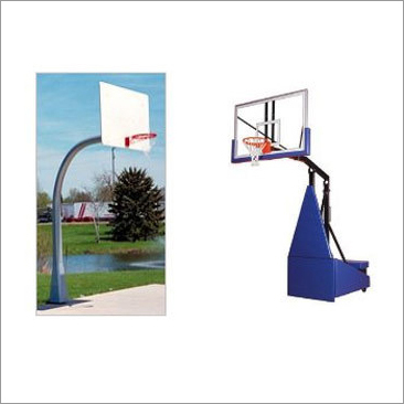 Movable Basketball Goals