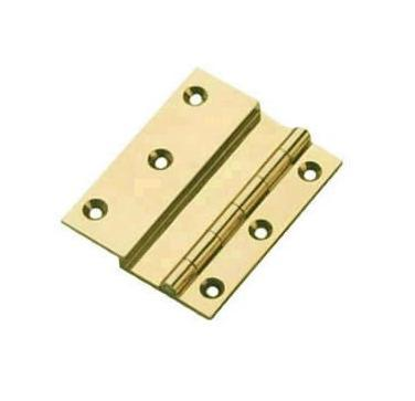Brass L- Hinges