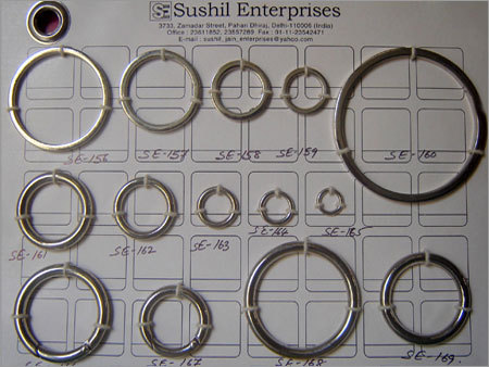 Ring & Square Buckle