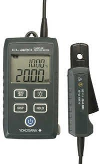 Digital Clamp-on Process Meter