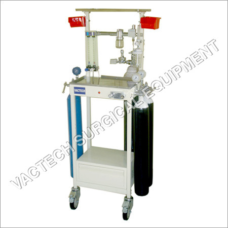 Powder Coated Anaesthesia Apparatus