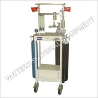 Powder Coated Stainless Steel Anesthesia Machine