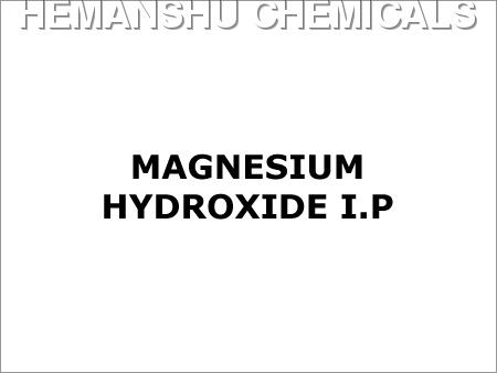 Magnesium Hydroxide I.P