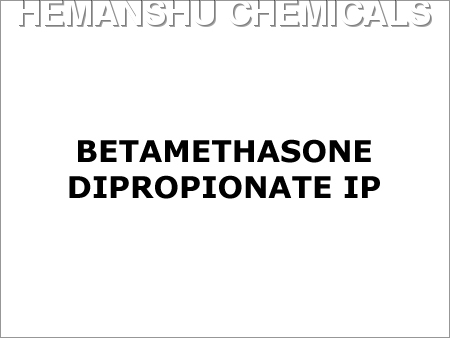 Betamethasone Dipropionate IP