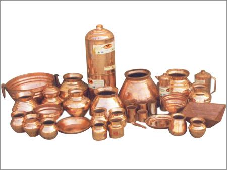 Brass kitchen Utensils