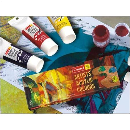 Artists Acrylic Colours