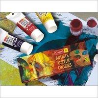 Artists Acrylic Colours