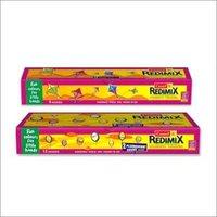 Redimix Student Colours