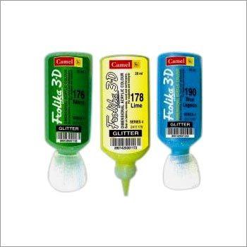 Colored Glitter Glue