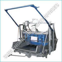 Blue Block Making Machine